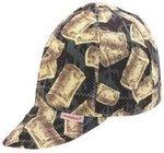 Deep Round Crown Welding Cap, Size 6-7/8