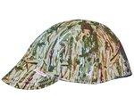 Camouflage Deep Round Crown Comeaux Welder's Cap