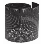 Black Medium Wrap-A-Round Ruler