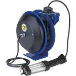 Spring Rewind Power Cord Reel