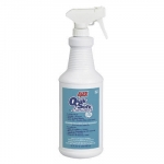 Floral Scented, Quik Solv Cleaner In A Triggered Spray Bottle- 1 Quart
