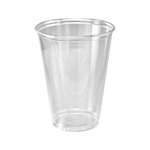 Dart 7 oz Clear Plastic Cup