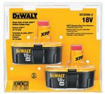 18 Volt Heavy Duty XRP Battery Combination Pack