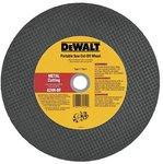 "14"" x 5/32"" x 1"" Metal Portable Saw Cut-Off Wheel"