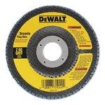 """4-1/2""""X5/8""""-11 80 Grit Zirconia Flap Disc Wheel"""