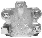 2-in Malleable Iron Boss Clamp