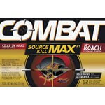 12-Count Combat Quick Kill Formula Small Roach Bait Packs