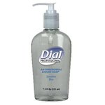 Antimicrobial Soap for Sensitive Skin in Decorative Pump-7.5-oz