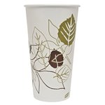Wax Treated Paper Cold Cups, 32 Oz