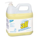 All Free 2 Gallon Clear Liquid Laundry Detergent