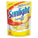 Sunlight Auto Dishwasher Powder Packs