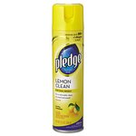 Pledge 9.7 oz Lemon Scented Furniture Polish