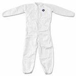 4XL Tyvek Coverall, White