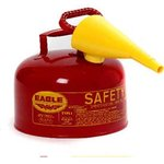 5 Gallon Type 1 Safety Can