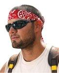 Star/Strip One Size Cotton Bandana/Headband