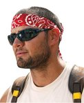 Cotton Red Western Chill-Its 6700/6705 Bandana/Headband