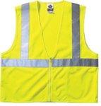 S/M GloWear 8210Z Class 2 Economy Vest