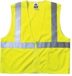 GloWear 8230Z Class 2 Two-Toned Polyester Mesh Vest