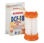 Dust Cup Filter For Bagless Upright Vacuum Cleaner, DCF-18