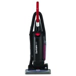 Sanitaire, 15-in Quiet Clean Commercial True HEPA Upright Vacuum-10 Amp