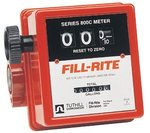 "1"" 50.00 Psi In-Line Mechanical Flow Meter"