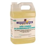 1 Gallon Citrus Scented UHS Combo Floor Cleaner/Maintainer