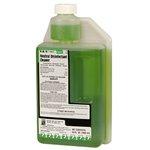 Apple Scented, Liquid T.E.T. Neutral Disinfectant Cleaner-2 Quart