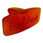 Eco Fresh Bowl Clip, Mango Scent, Orange