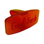 Eco Fresh Bowl Clip, Spiced Apple Scent, Red