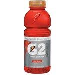 20 oz. G2 Fruit Punch Gatorade Bottles