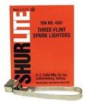 High Quality Shurlite Triple Flint Spark Lighter