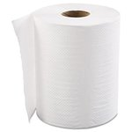 Hardwound Paper Towels, 1-Ply, White