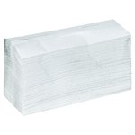 White, 1-Ply C-Fold Towels-12.25 x 10