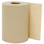 Kraft, Hardwound Roll Towels-8-in x 350-ft.