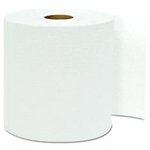 White, Hardwound Roll Towels- 8-in x 800-ft.