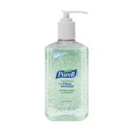 Advanced With Aloe Instant Hand Sanitizer, 12oz Pump Bottle
