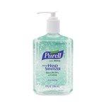 Instant Hand Sanitizer, Pump Dispenser Bottle, Fresh Scent