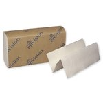 White, 1-Ply Envision Multifold Paper Towels- 9.20 x 9.40