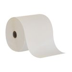 White, High-Cap Non-Perforated Paper Towel-7.87-in x 800-ft.