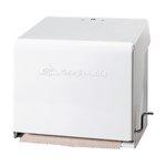 White, Mark II Crank Roll Towel Dispenser-10 3/4 x 8 1/2 x 10 3/5