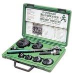 Assorted Slug Buster Knockout Kit w/Plastic Case