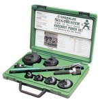 "1/2-2"" Slug Buster Knockout Kit Punch Set"