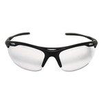 ProGuard Optirunner Safety Glasses, Black Frame and Clear Lens