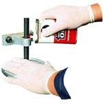 Small, 100 Count General Purpose Cornstarch Powdered Disposable Latex Gloves