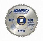 "10"" X 60T X 5/8"" Marathon Circular Saw Blade"