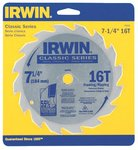"7-1/4"" 40T Trim & Finish Carbide-Tipped Circular Saw Blade"