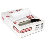"Industrial Strength Commercial Coreless Roll Can Liners 24"" X 33"""