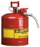 1 Gallon Galvanized Steel Type II Safety Can