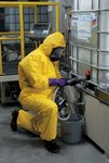 X-Large A70 Chemical Spray Protection Coveralls