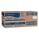 2 Ply, SCOTT Jumbo Roll Bathroom Tissue- 9-in x 1000 ft